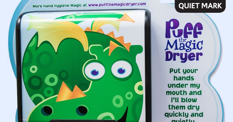 Puff The Magic Dryer